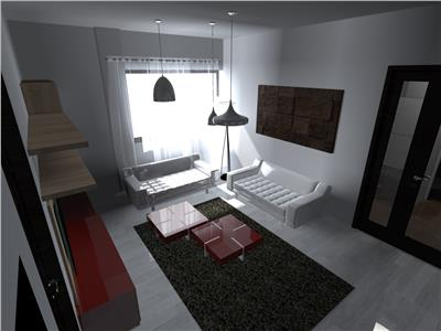 Apartament 2 camere copou 50mp