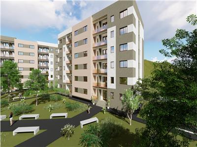 Bucium  bloc nou  apartament 3 camere la cheie