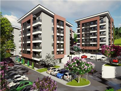 Apartament 2camere, 60mp - 63.200Euro - Pacurari