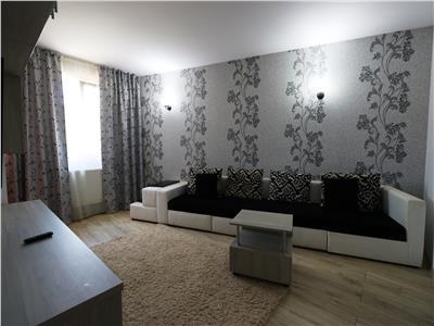 Apartament 2 camere de lux Bucium+parcare privata
