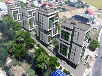 Apartament 2 camere D etaj 3 cu lift  PACURARI