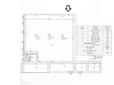 Spatiu comercial / birouri - Supercopou 232mp