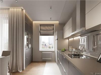 Apartament 2 camere bloc nou, Gara Bila
