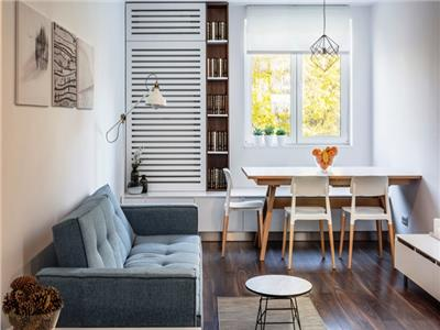 Apartament o camera bloc nou, Gara Bila