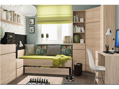 Apartament 2 camere, centrul Civic, Palas, decomandat