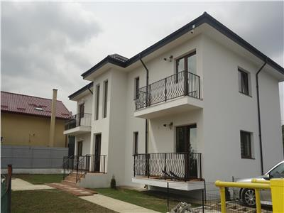 Apartament 3 camere  61mp , Bucium Visani , bloc tip vila