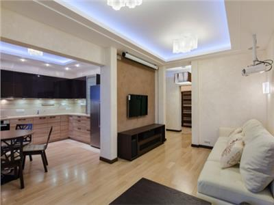 Apartament 4 camere cu gradina , capat Pacurari