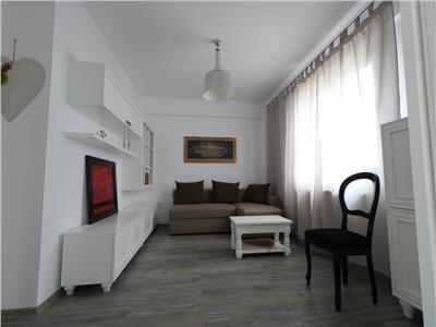 Apartament 2 camere dec Platou Galata lux mobilat si utilat