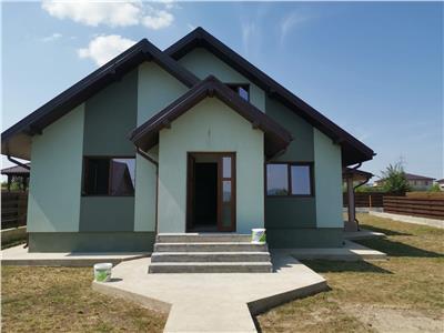 Casa Individuala 670 mp teren Ciurbesti- Miroslava