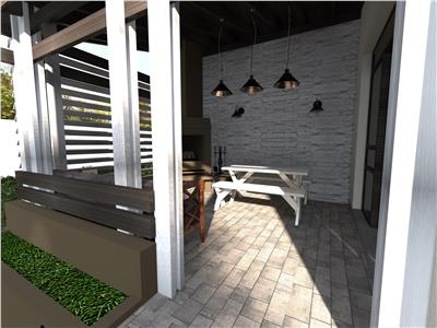 Casa 3 camere plan parter , tip duplex, 85mp, V Adanca nou