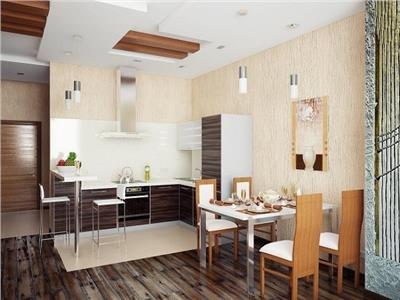 Apartament 1 camera  42mp Tatarasi bloc nou