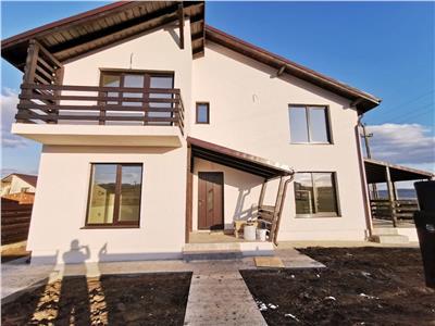 Vila 4 camere Lunca Cetatuii, Canalizare