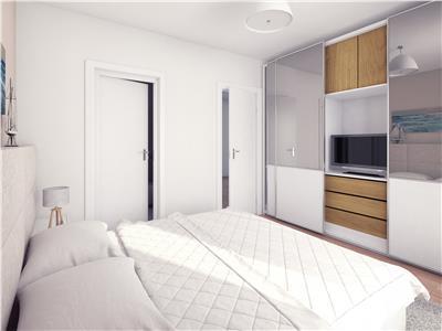 Apartament 2 camere, Tatarasi, Oancea, 41.80mp utili