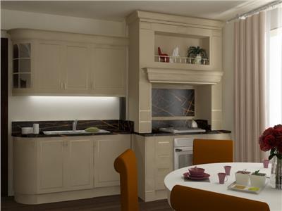 Bloc Nou  Galata Apartament cu 1 camera 39,93mp 46650 euro