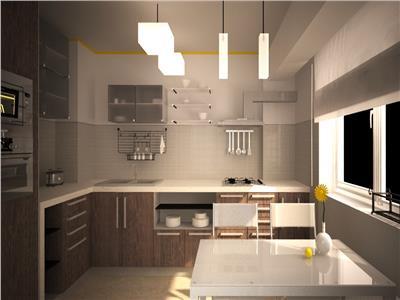 Apartamente - 2 camere - 53mp - 63600 euro - INCALZIRE PARDOSEALA