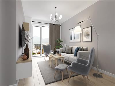 Apartament 2 camere, Pacurari, Rediu, decomandat