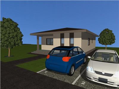 Casa la pret de apartament 3 camere , Lunca Cetatuii