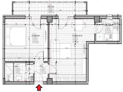 Apartament 2 camere Granit - 49.000Euro