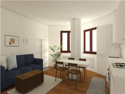 Apartement 2 camere,60mp, Nicolina -Platou Galata