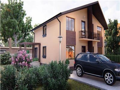 Vila 4 camere tip duplex Bucium- Iasi