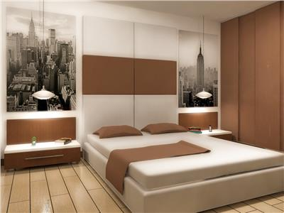 2 camere decomandat lux,bloc nou,liber Pacurari capat
