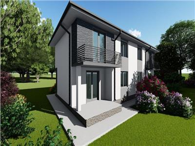Vila duplex 4 camere , Miroslava Primarie
