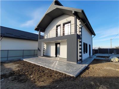 Vila 4 camere canalizare beci Visan- Barnova