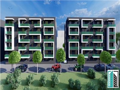 Apartament 1 camera Bellaria- Visan