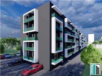 Apartament 2 camere 66 mp Bellaria- Visan