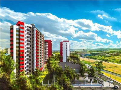 Apartament NOU 2 camere Iulius Mall - River Towers