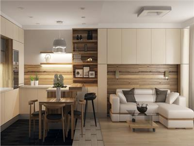 Apartament 2 camere , 64mp, Nicolina Galata Platou