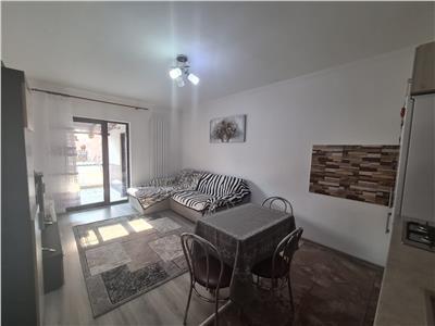 Apartament 3 cam + gradina - Era - Popas Pacurari - mobilat si utilat