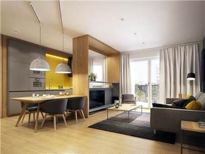 Apartament 2 camere open 43mp,Copou bloc nou