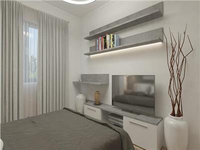 Apartament cu 2 camere de 41mp, Pacurari, 43000 euro