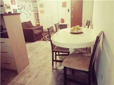 Apartament 3 camere, 60MP,mobilat utilat, bloc nou CUG