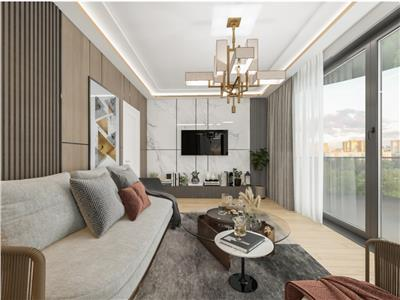 Apartament 3 camere ,90mp, Tatarasi bloc nou