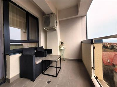 Apartament 2 camere+loc de parcare-PRIMA INCHIRIERE-Popas Pacurari