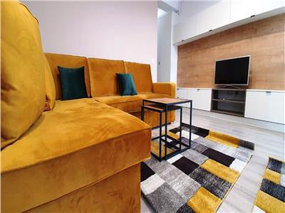 Apartament 3 camere NOU Centru Palas Mall