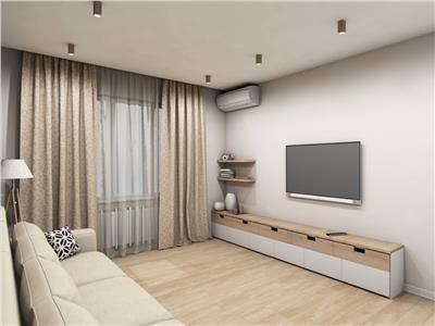 Apartament nou 1 camera decomandat Continental pret 41975 Euro