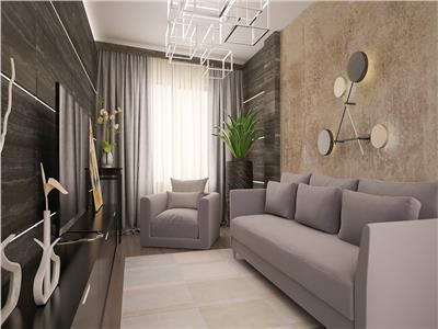 Apartament nou 2 camere dec. Poitiers 61 mp pret promo 66185 euro