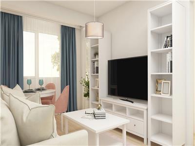 Apartament nou 1 camera 30 mp Pacurari 32200 euro