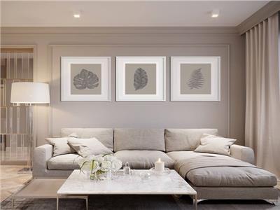 Apartament nou 2 camere, 66 mp, 55950Euro, Bucium