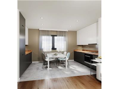 Apartament cu 2 camere, 64,5mp,60050 euro