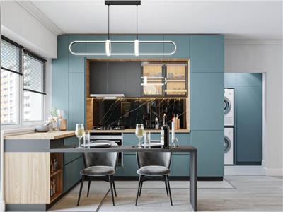 Apartamentul cu 2 camere, 79.2mp, Copou, 70290 euro