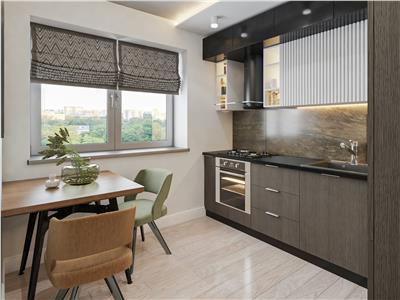 Apartament cu o camera, 41 mp, Continental, 47150 euro