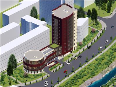 Apartament 2 camere NOU->50,3mp->Centru-Palas Mall