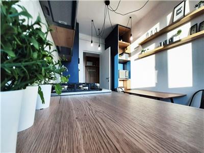 Apartament 1 camera- Popas Pacurari- Prima inchiriere