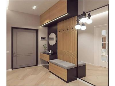 Apartament cu 3 camere,70 mp + 52mp curte, 70000 euro, zona de vile
