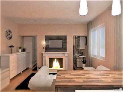Apartament 3 camere open, 56mp,Tatarasi