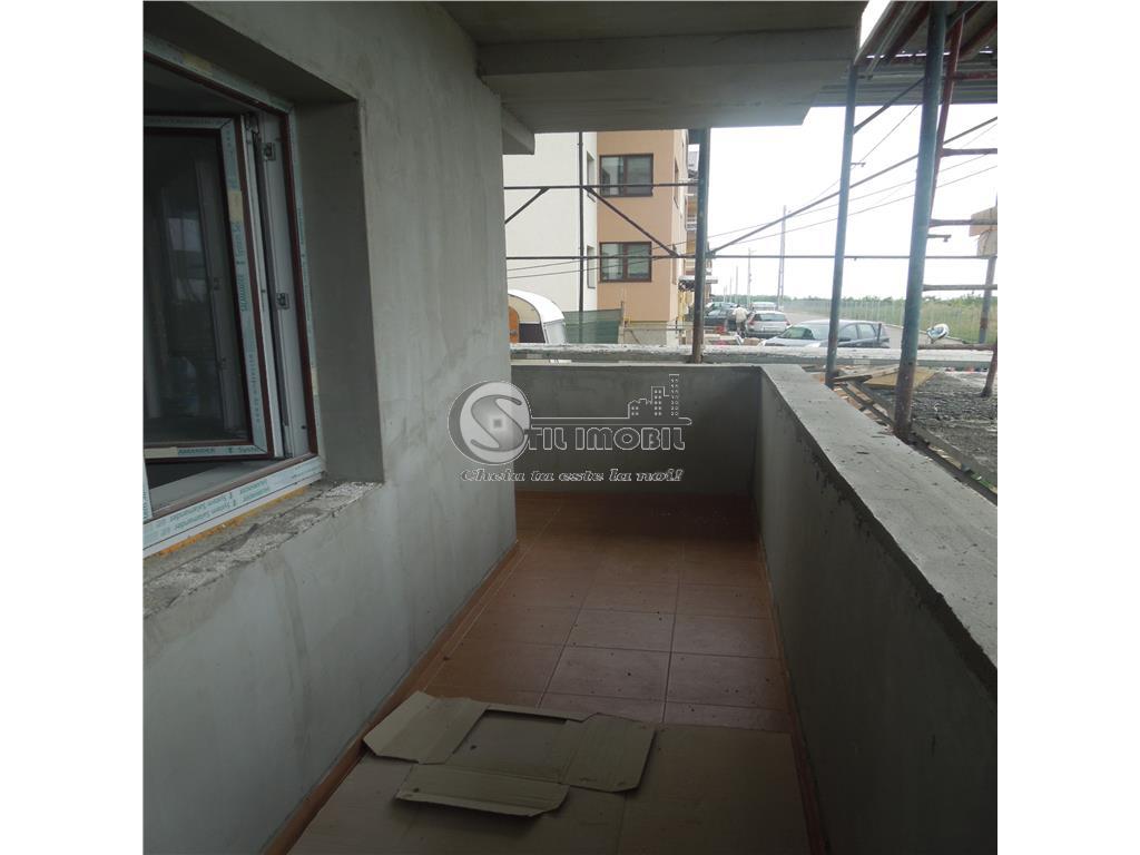 Apartament 2 camere 63mp Nicolina-zona de vile